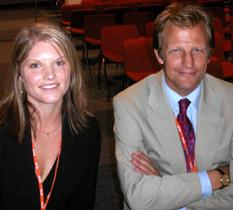 Jean Scott and Peter Illingworth