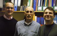 David Schellenberg, Hugh Reyburn, Toby Leslie