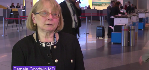 Pamela J. Goodwin, MD, MSc, FRCPC, Professor of Medicine and Director of the Marvelle Koffler Breast Centre at the University of Toronto/Mount Sinai Hospital, Canada
