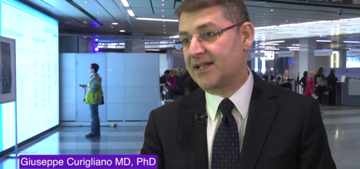 Giuseppe Curigliano MD PhD, Director of the Early Drug Development for Innovative Therapies Division at the European Institute of Oncology, Milan